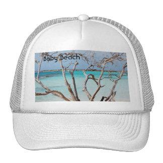 Baby Beach Hats