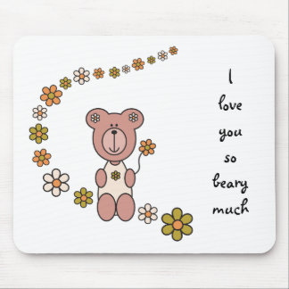 Baby Bear 02 Mouse Pad