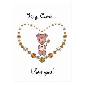 Baby Bear 02 Post Card