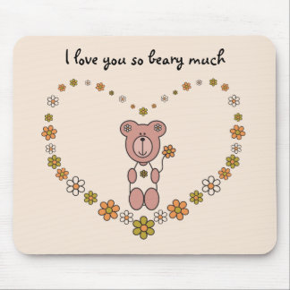 Baby Bear 03 Mouse Pad