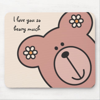 Baby Bear 04 Mouse Pad