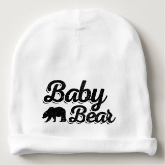 Baby Bear Baby Beanie