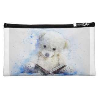 Baby bear bedtime story bag