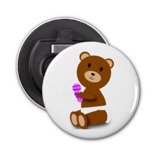 Baby Bear Bottle Opener