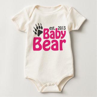 Baby Bear Claw 2013 Baby Bodysuit