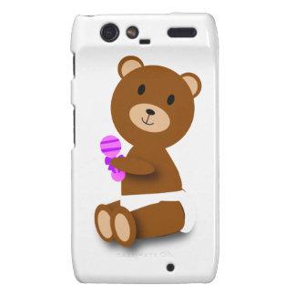 Baby Bear Droid RAZR Cases
