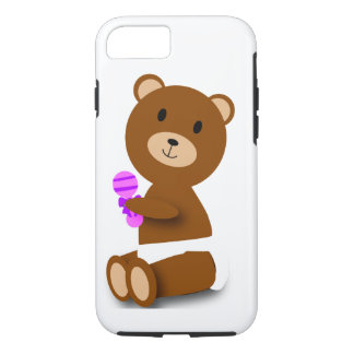 Baby Bear iPhone 7 Case