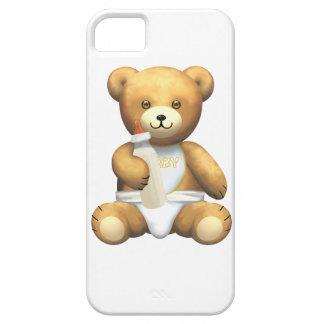 Baby Bear - lemon iPhone SE/5/5s Case