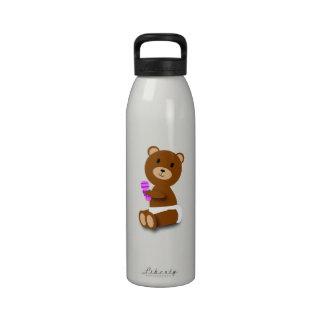 Baby Bear Liberty Bottle Drinking Bottle