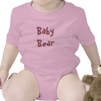 Baby Bear Mother s Father Day Gift - pink shirt