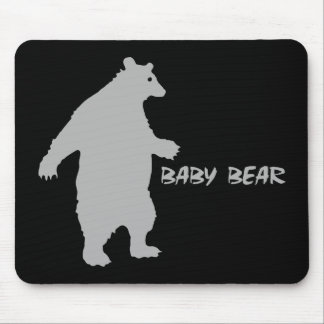 Baby Bear Mouse Pad