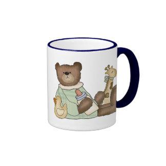 Baby Bear Coffee Mugs