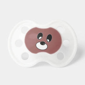 Baby Bear Pacifier