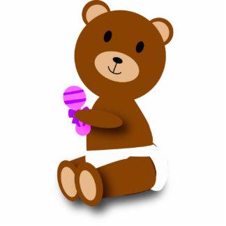 Baby Bear Photo Sculpture