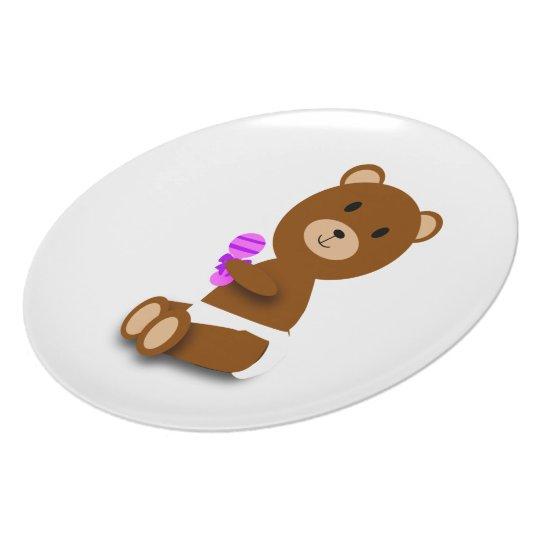 Baby Bear Plate