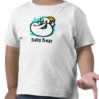 Baby Bear Polar Bear Tee Shirts