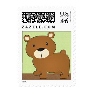 Baby Bear Postage