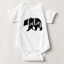 Baby Bear Pregnancy Announcement, New Baby Baby Bodysuit