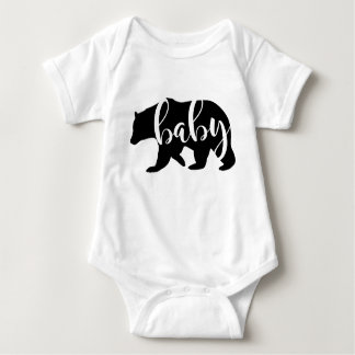 Baby Bear Pregnancy Announcement, New Baby Baby Bodysuit