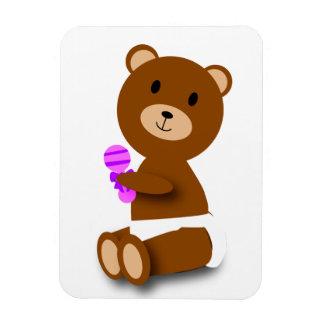 Baby Bear Premium Magnet