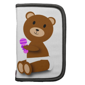 Baby Bear Rickshaw Folio Planners