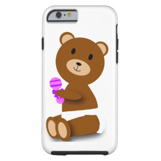 Baby Bear Tough iPhone 6 Case