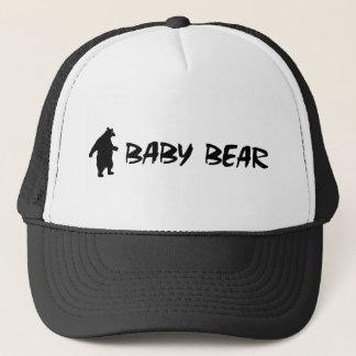 Baby Bear Trucker Hat