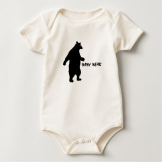 Baby Bear Rompers