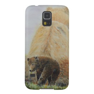 Baby Bear with Mama Bear Case For Galaxy S5