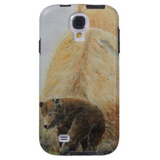 Baby Bear with Mama Bear Galaxy S4 Case