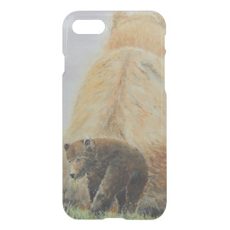 Baby Bear with Mama Bear iPhone 8/7 Case