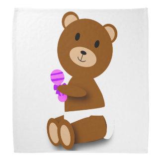 Baby Bear Bandanna