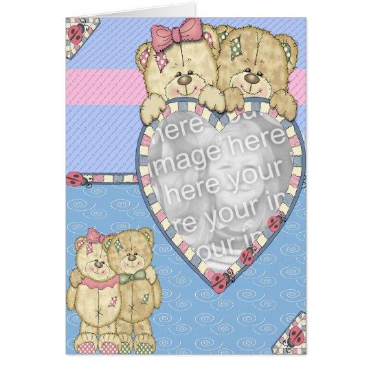 Baby Bears Card