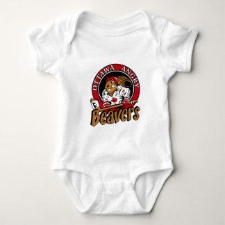 """Baby Beaver Creeper - """"I Shall Be Fierce"""""""