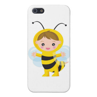 Baby Bee iPhone SE/5/5s Case