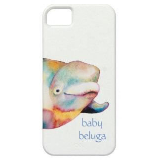 Baby Beluga iPhone 5 Cases