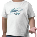 Baby Beluga Whale T-Shirt Cute Whale Art Shirts