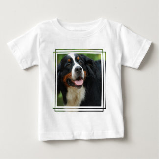 Baby Bernese Mountain Dog Baby T-Shirt