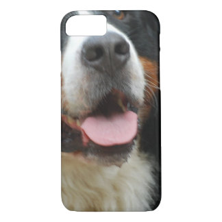 Baby  Bernese Mountain Dog iPhone 7 Case