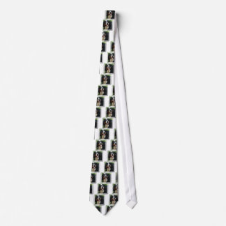 Baby Bernese Mountain Dog Tie