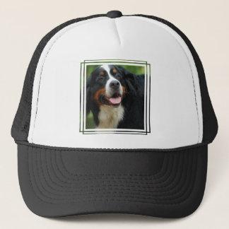 Baby Bernese Mountain Dog Trucker Hat