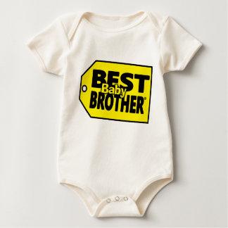 BABY - Best Baby BROTHER Baby Bodysuit