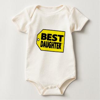BABY - Best DAUGHTER Baby Bodysuit