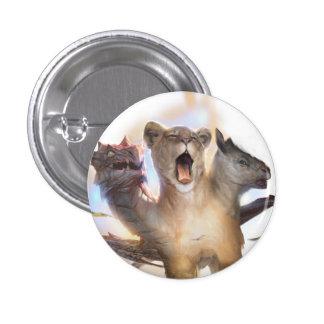 Baby Bestiary - Chimera Pup Pin