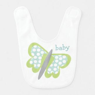 Baby Bib Butterfly