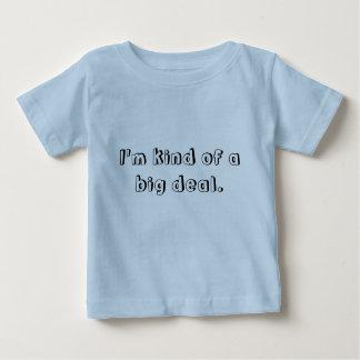 Baby big deal tshirt
