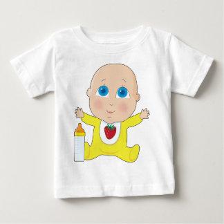 Baby Big Eyes Baby T-Shirt