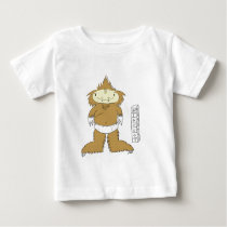 baby bigfoot baby T-Shirt