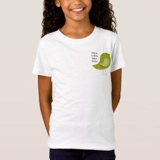 Baby bird and tweethearts T-Shirt