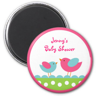 Baby Bird Girls Party Favor Magnets
